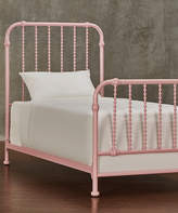 Light Pink Iron Bed