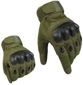 Fuyuanda Military Tactical Gloves Special Ops Full Finger Light Gloves,Motorcycle Cycling Outdoor Sports Gloves