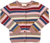 Scotch R'Belle STRIPED CARDIGAN