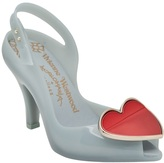 Melissa Vivienne Westwood Anglomania + Lady dragon pump