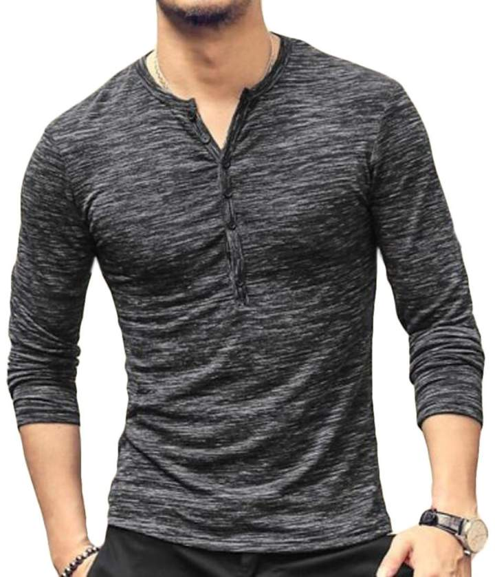 80977b4957 Mens Henleys T Shirts - ShopStyle Canada