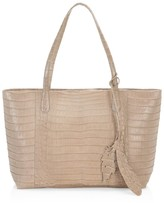 Nancy Gonzalez Medium Erica Crocodile Tote