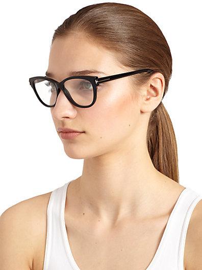 Tom Ford Oversized Optical Glasses