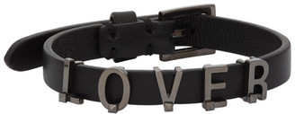 Valentino Black Garavani Melanie Matranga Edition Love Bracelet
