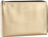 Scout Bags SCOUT Bags Clutches Gold - Gold & Silver Zip File Tablet Case