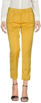 Moschino Cheap & Chic MOSCHINO CHEAP AND CHIC Casual pants - Item 36949220