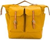 Ally Capellino Frank waxed backpack