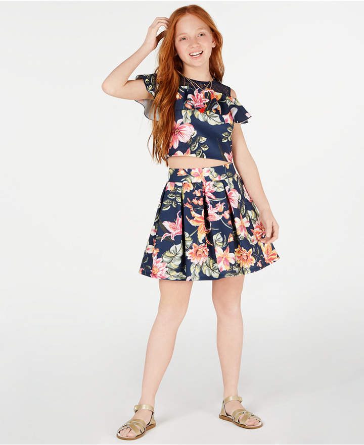 c45c8545d4 Kids Matching Skirts And Tops - ShopStyle