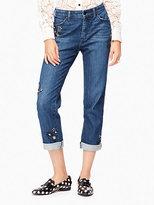 Kate Spade Embellished jean