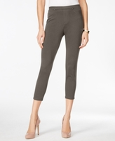Style&Co. Style & Co Style & Co. Petite Pull-On Capri Pants, Created for Macy's