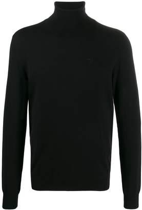 Trussardi Jeans roll neck jumper
