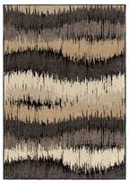 Orian Electric Waves Multi-color Rug
