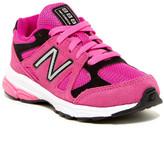 New Balance Running Sneaker (Little Kid)