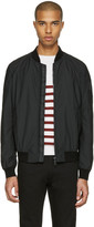 Belstaff Black Stonefield Bomber Jacket