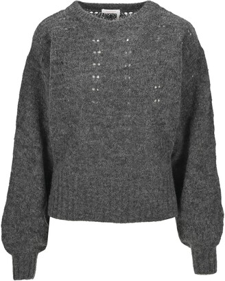 See by Chloe Bell Sleeves Knitted Sweater