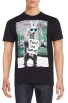 Riot Society Feed the Bunnies Graphic Tee