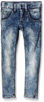 Name It Boy's 13124496 Ras Plain Jeans