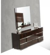 Shelteridge 6 Drawer Dresser with Mirror Orren Ellis