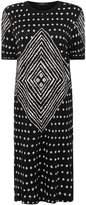 Replay Knee-length printed dress