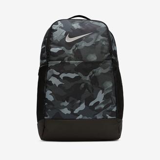 Nike Printed Training Backpack (Medium Brasilia 9.0