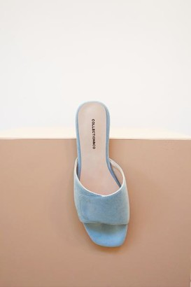 Blue Cross Collection & Co - Elia Over Sandal - 35 / Blue