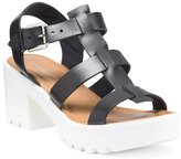Made In Italy T Strap Sandals