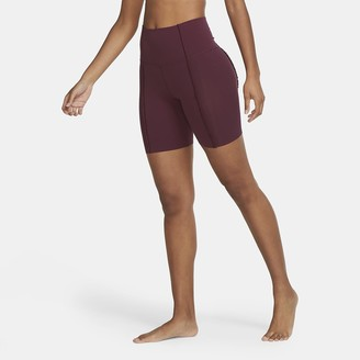 Nike Women's Infinalon Shorts Yoga