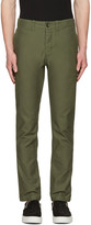 Saturdays Nyc Green Field Trousers