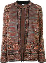 M Missoni embroidered jacket