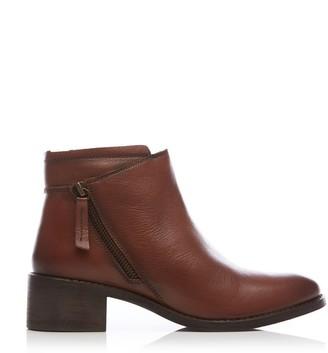 Moda In Pelle Ceceria Tan Leather
