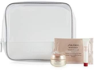 Shiseido Limited Edition Benefiance Wrinkle Smoothing Eye 4-Piece Set