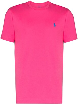 Polo Ralph Lauren Pony-embroidered T-shirt