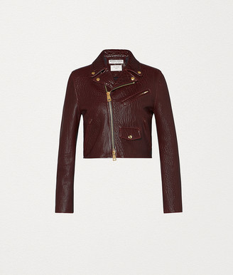 Bottega Veneta Jacket In Leather