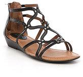 Montana Merna Gladiator Wedge Sandals