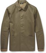 A.P.C. Slim-Fit Cotton-Canvas Jacket