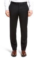 Men's Bensol Flannel Wool Trousers