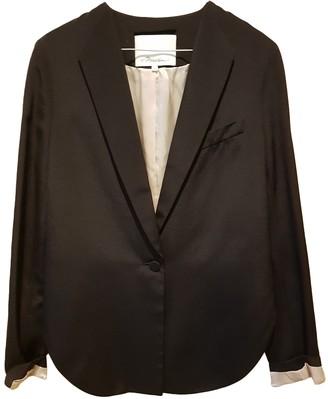 3.1 Phillip Lim Black Silk Jacket for Women