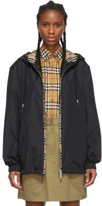 Burberry Black Everton Jacket