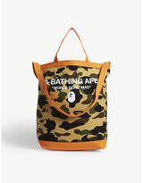 A Bathing Ape 1st Camo canvas tote