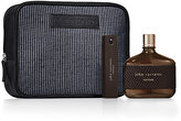 John Varvatos Men's Vintage Dopp Kit Set