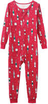 Joe Fresh Toddler Girls' One Piece Sleeper, Carmine Red (Size 2)