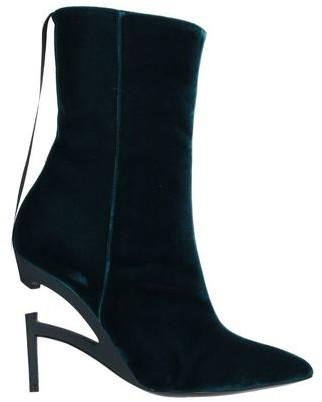 Taverniti So Ben TavernitiTM Unravel Project BEN UNRAVEL PROJECT Ankle boots