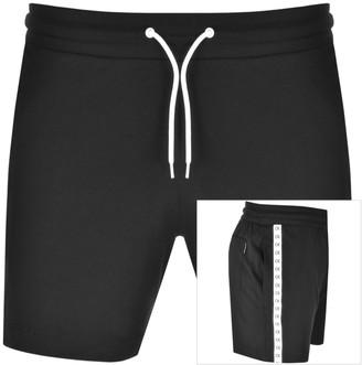 Calvin Klein Logo Shorts Black