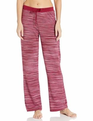 Karen Neuburger Women's Plus Size Contrast Stitch Waistband Pant
