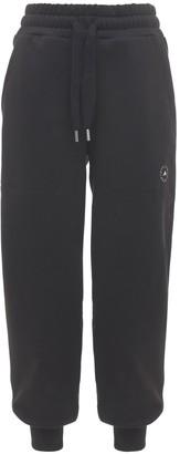 adidas by Stella McCartney Cotton Blend Sweatpants