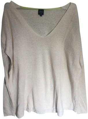Swildens Ecru Linen Knitwear for Women