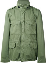 Aspesi cargo jacket - men - Cotton/Polyamide - M