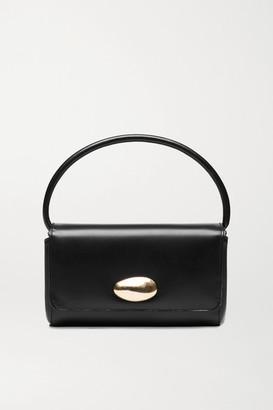 Little Liffner Baguette Mini Leather Shoulder Bag - Black