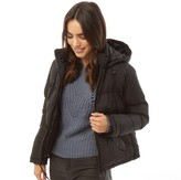 Thumbnail for your product : Brave Soul Womens Cello Padded Jacket Black