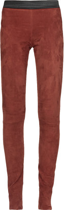 Drome Suede Trousers